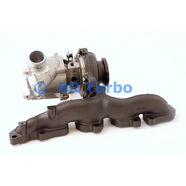 Taastatud turbokompressor SEAT Alhambra 2.0 D