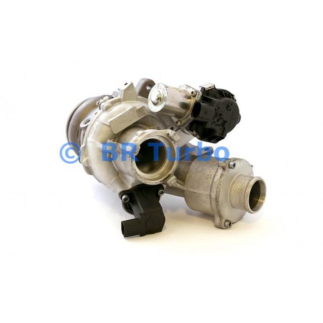 Taastatud turbokompressor AUDI A3 2.0 P