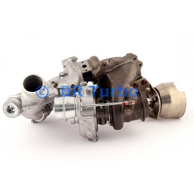 Taastatud turbokompressor BORGWARNER   10009880019RS