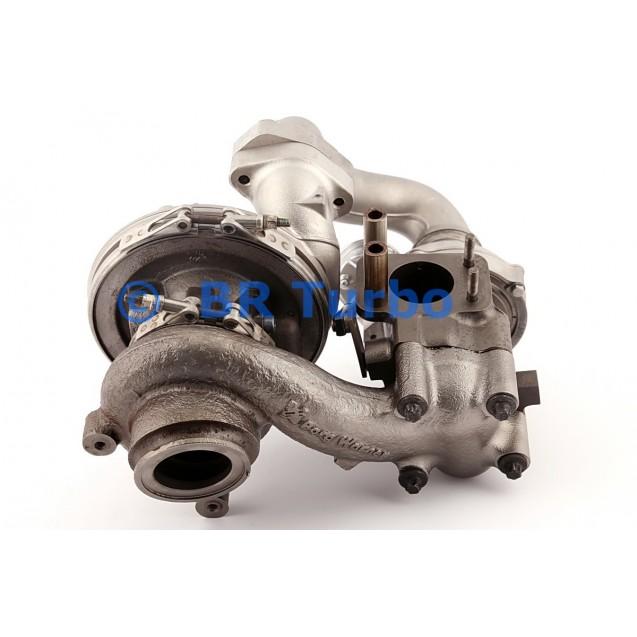 Taastatud turbokompressor BORGWARNER | 10009880020RS