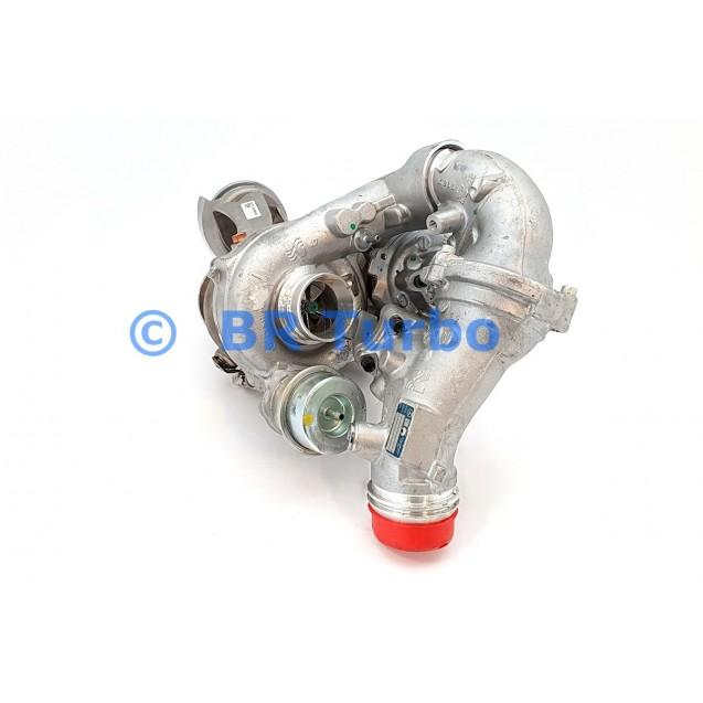 Uus turbokompressor BORGWARNER | 10009880076