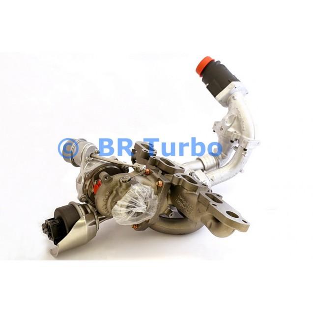 Uus turbokompressor BORGWARNER   10009930098