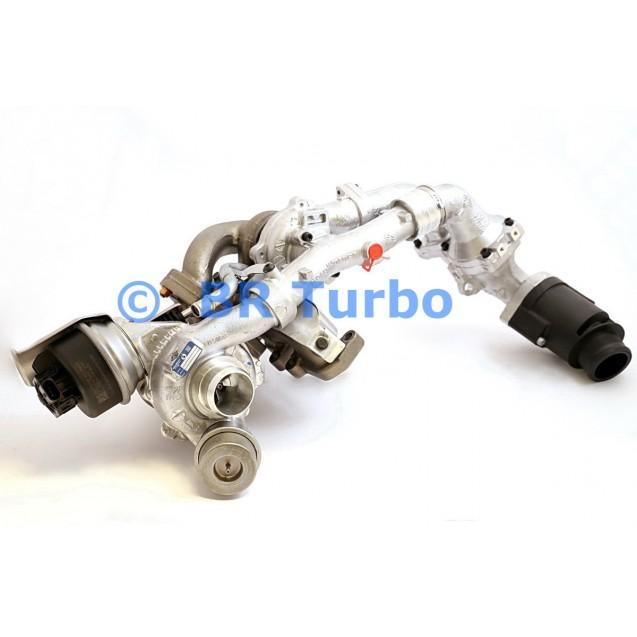 Uus turbokompressor BORGWARNER | 10009930098