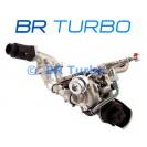 Taastatud turbokompressor BORGWARNER | 10009930098RS