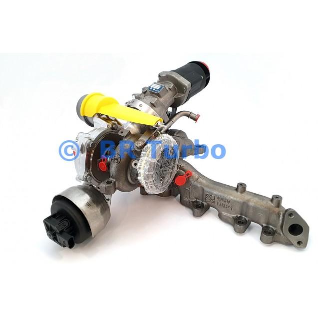 Uus turbokompressor BORGWARNER | 10009930102