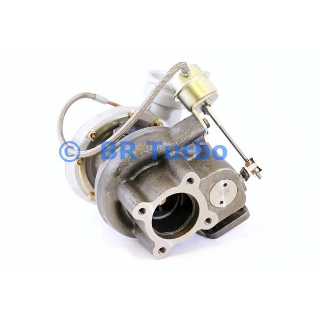 Taastatud turbokompressor BORGWARNER | 12649880002RS