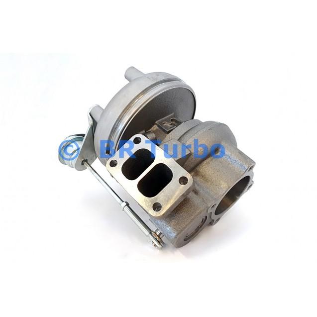 Uus turbokompressor BORGWARNER   12709880013