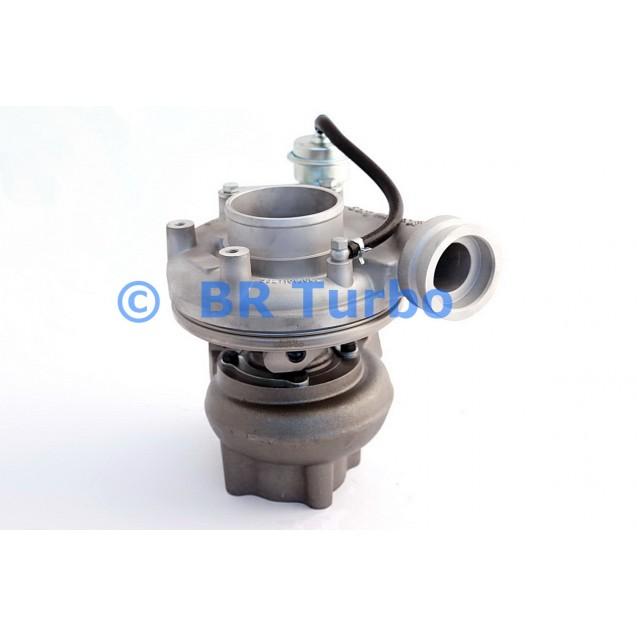 Taastatud turbokompressor BORGWARNER   12709880013RS