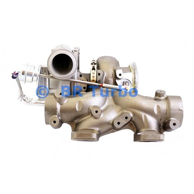 Tehase taastatud turbokompressor BORGWARNER   13879900066