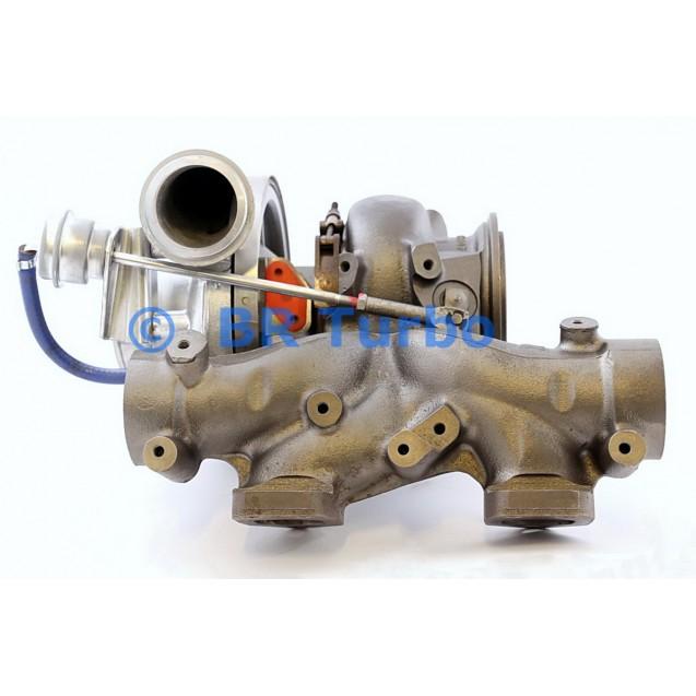 Taastatud turbokompressor DAF 375MX 12.9 D