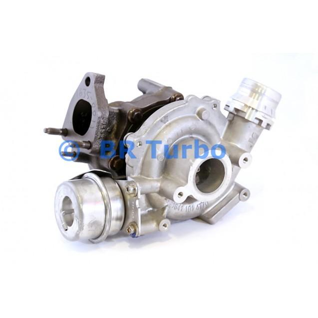 Taastatud turbokompressor BORGWARNER | 16359880029RS