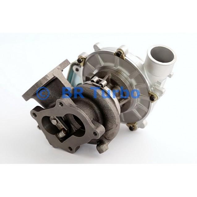 Taastatud turbokompressor TOYOTA | 17201-30030RS