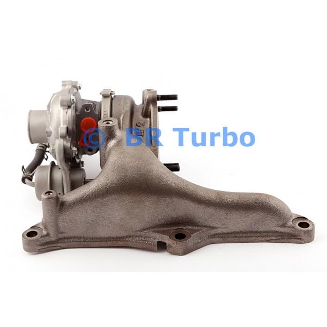 Taastatud turbokompressor MINI Mini D 1.3 One (R50)