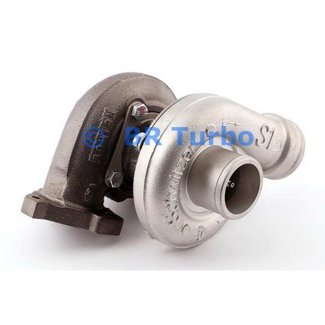 Taastatud turbokompressor BORGWARNER | 313274RS