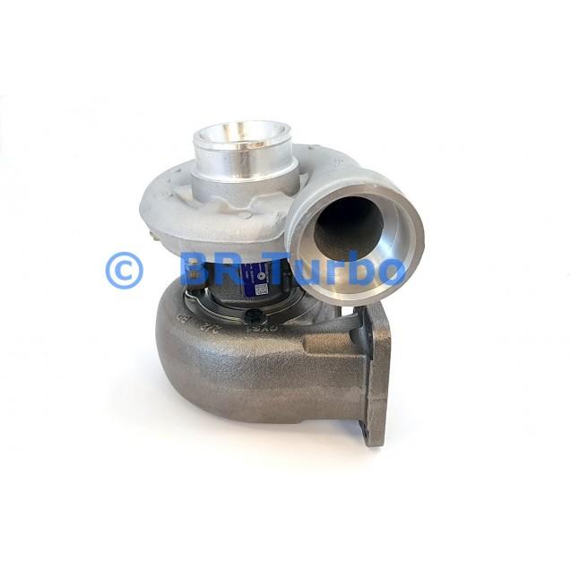Uus turbokompressor BORGWARNER   314001