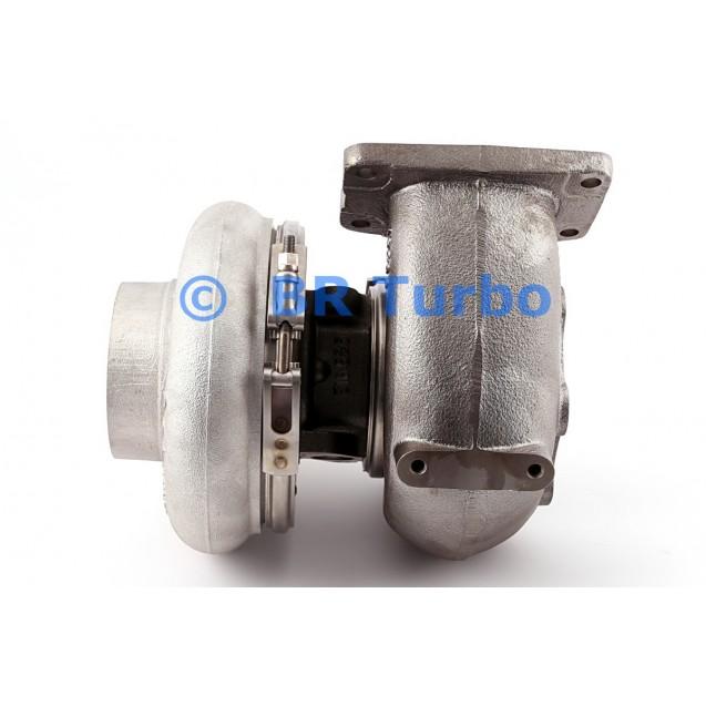 Taastatud turbokompressor BORGWARNER | 316699RS