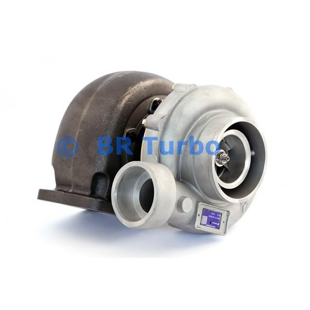 Taastatud turbokompressor DDC Gen Set 15.9 D
