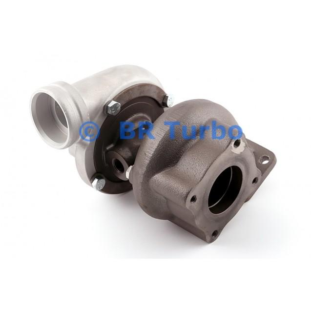 Taastatud turbokompressor BORGWARNER | 318279RS