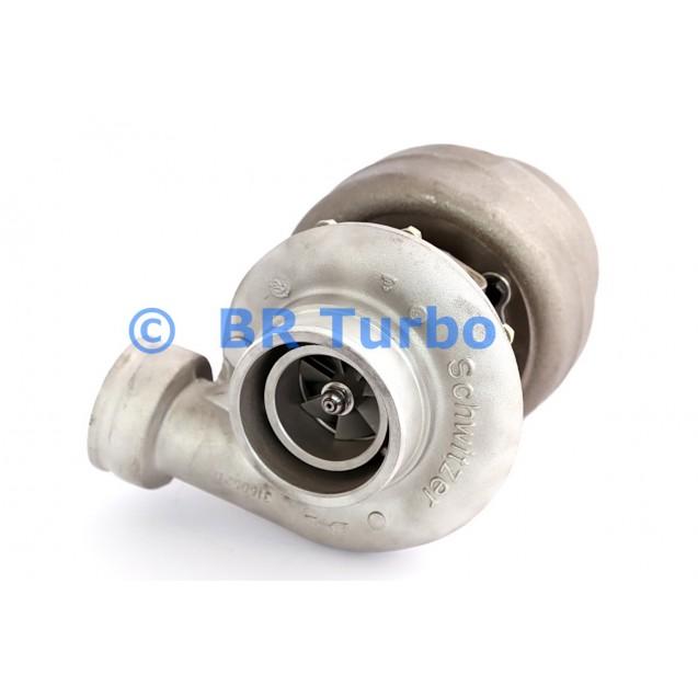 Taastatud turbokompressor BORGWARNER | 318442RS