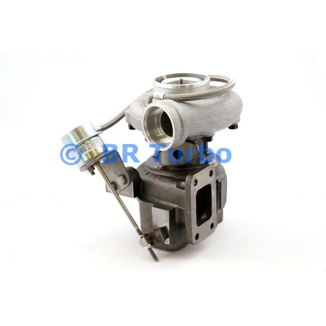 Uus turbokompressor BORGWARNER | 318807
