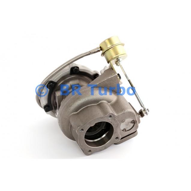 Taastatud turbokompressor BORGWARNER | 318807RS