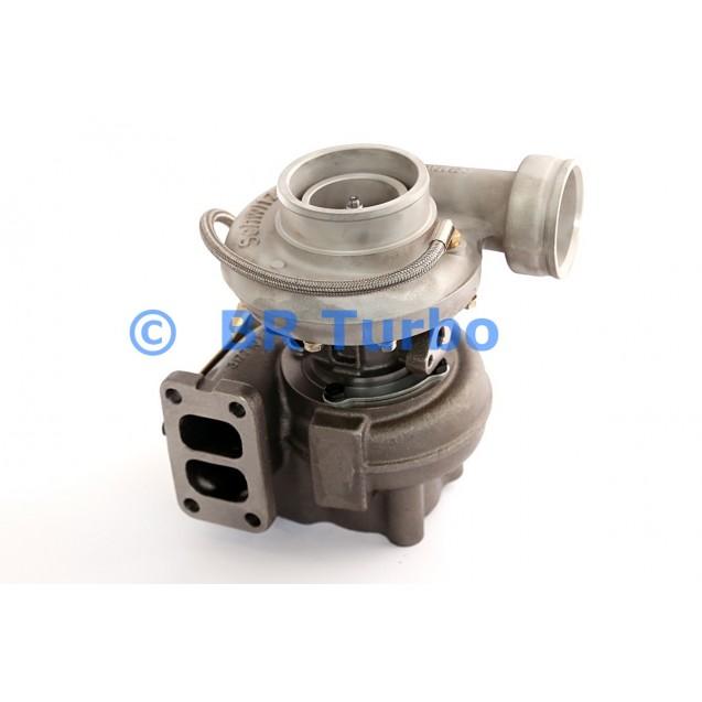 Taastatud turbokompressor BORGWARNER | 318815RS