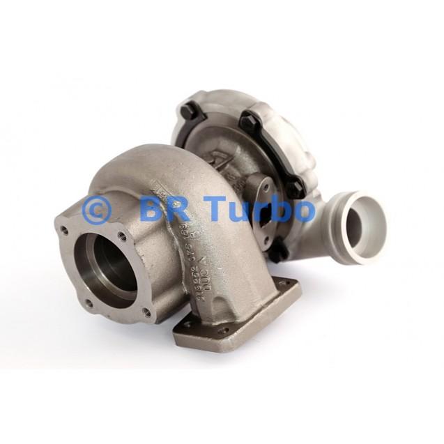 Taastatud turbokompressor BORGWARNER | 319278RS