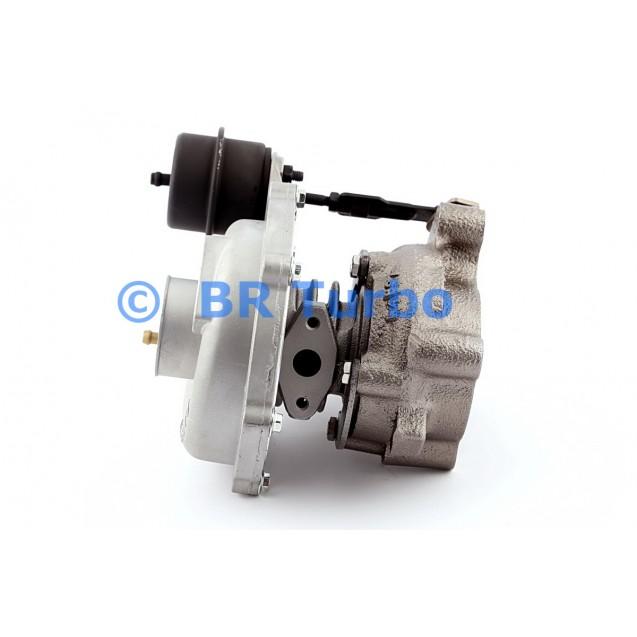 Taastatud turbokompressor GARRETT | 452098-5001RS