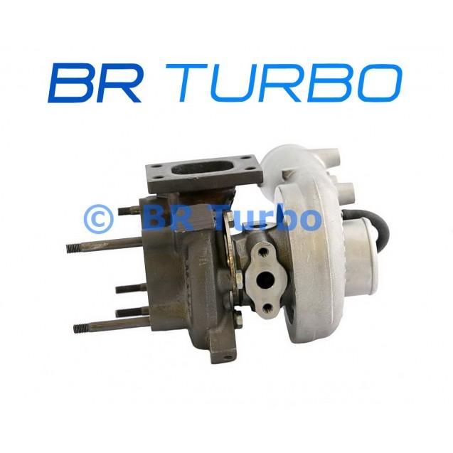 Taastatud turbokompressor GARRETT | 452162-5001RS