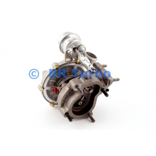 Taastatud turbokompressor GARRETT | 452202-5001RS