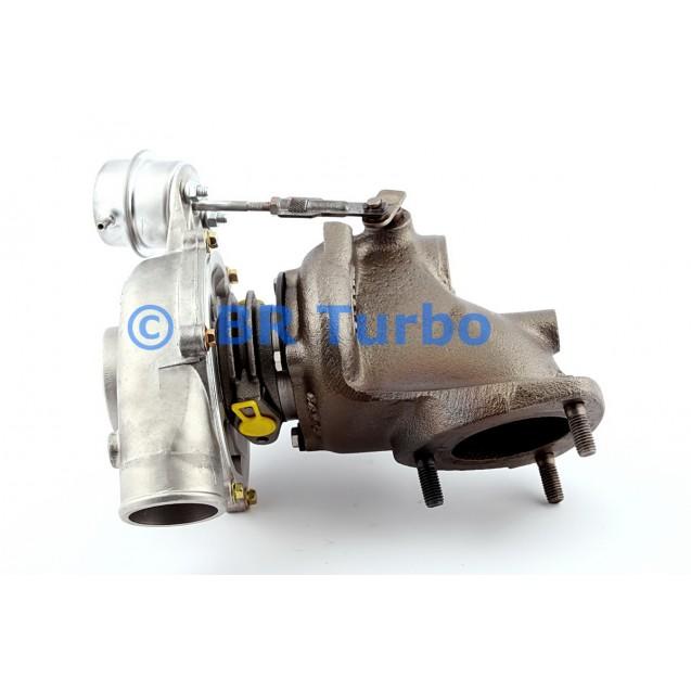 Taastatud turbokompressor LAND ROVER Defender 2.5 TDI TD5