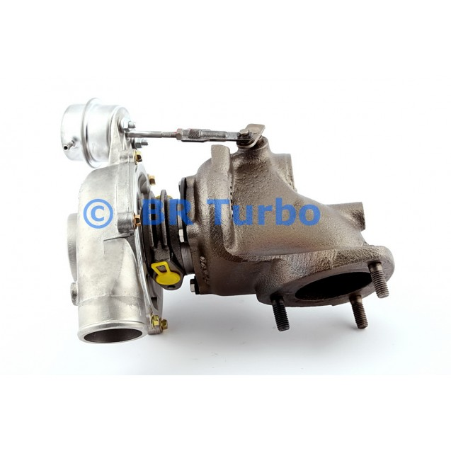 Taastatud turbokompressor LAND ROVER Discovery II 2.5 TDI