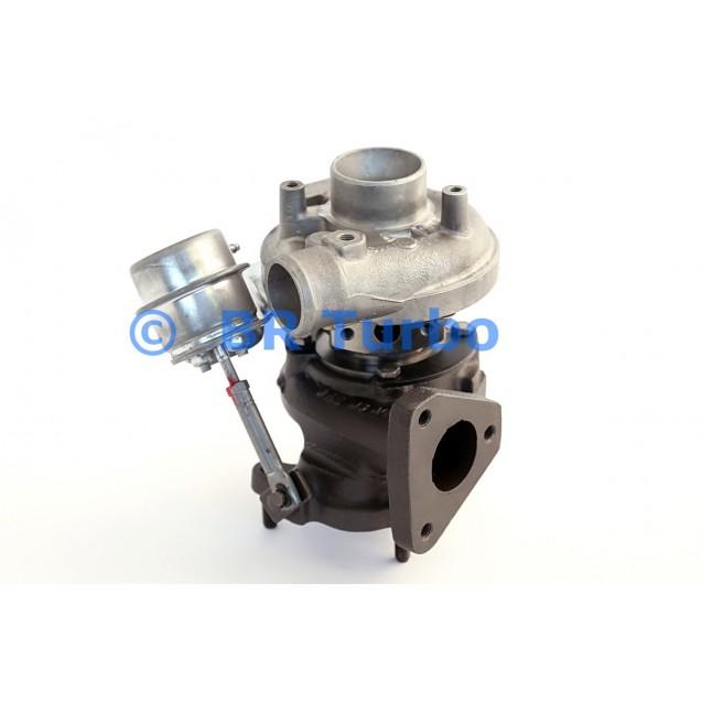 Taastatud turbokompressor IVECO 80 1.9 D