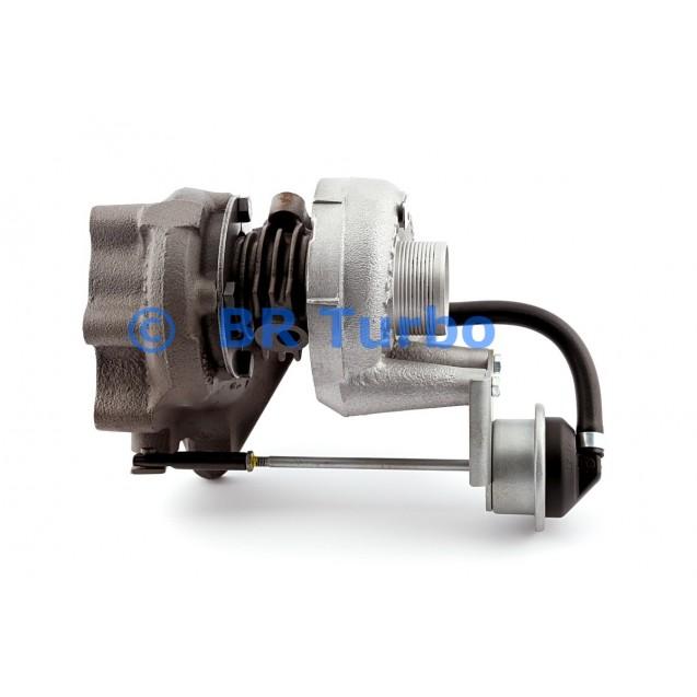 Taastatud turbokompressor GARRETT | 454091-5001RS