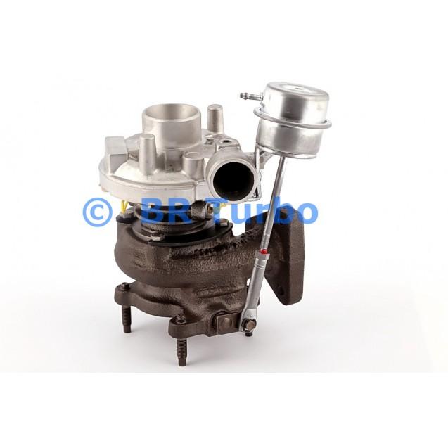 Taastatud turbokompressor AUDI A4 1.9 TDI (B5)