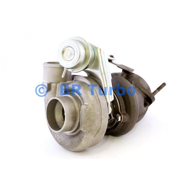 Taastatud turbokompressor GARRETT | 454127-5001RS