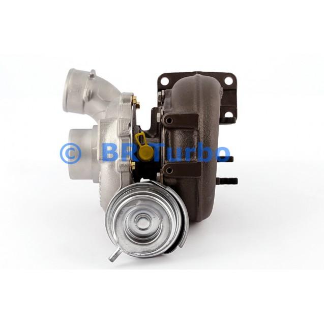 Taastatud turbokompressor AUDI A8 2.5 Quattro TDI V6