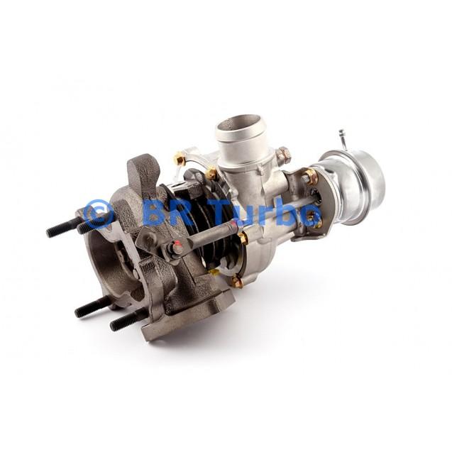 Taastatud turbokompressor GARRETT | 454159-5001RS