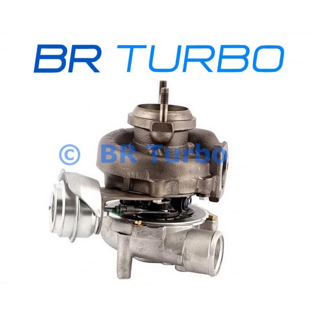 Taastatud turbokompressor BMW 730 D 2.9 D E38