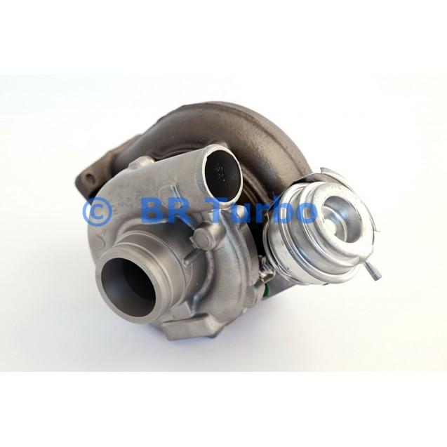 Taastatud turbokompressor GARRETT | 454192-5001RS