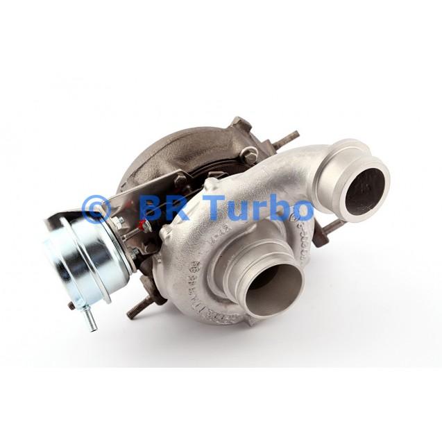 Taastatud turbokompressor VOLKSWAGEN LT 2.5 TDi | II