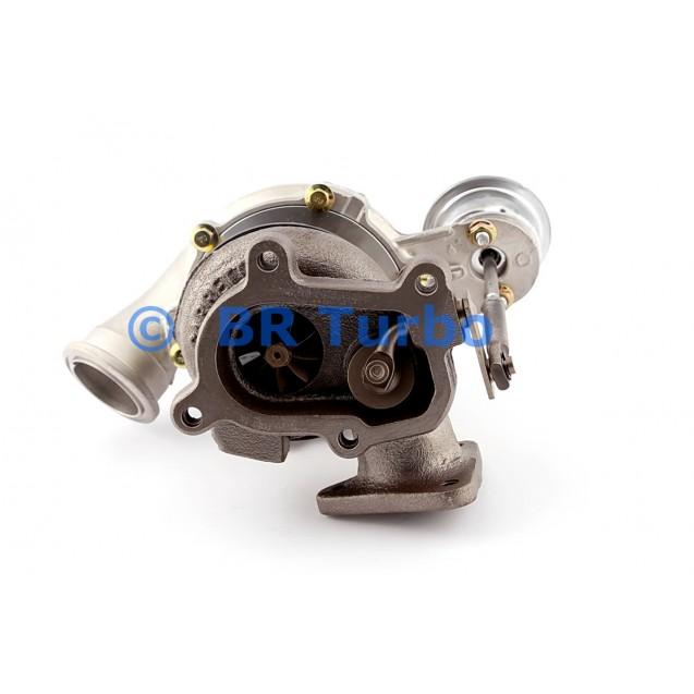 Taastatud turbokompressor OPEL Astra G 2.0 DTI