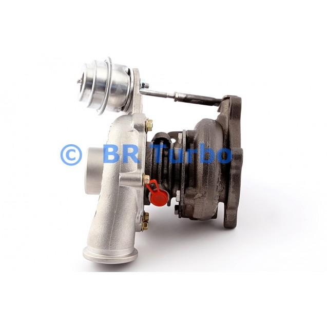 Taastatud turbokompressor GARRETT | 454229-5001RS
