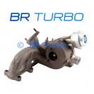 Taastatud turbokompressor AUDI A3 1.9 D