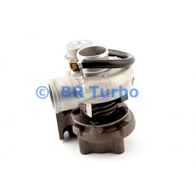 Taastatud turbokompressor FIAT Tipo 1.9 TD