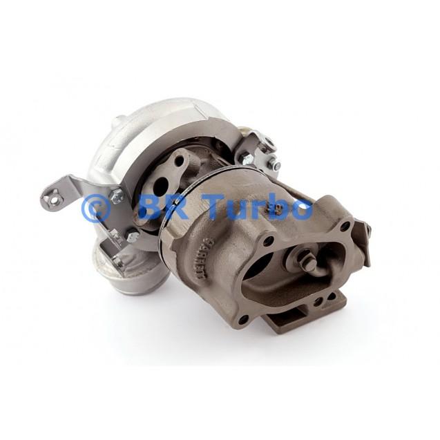 Taastatud turbokompressor NISSAN Primera 2.0 TD