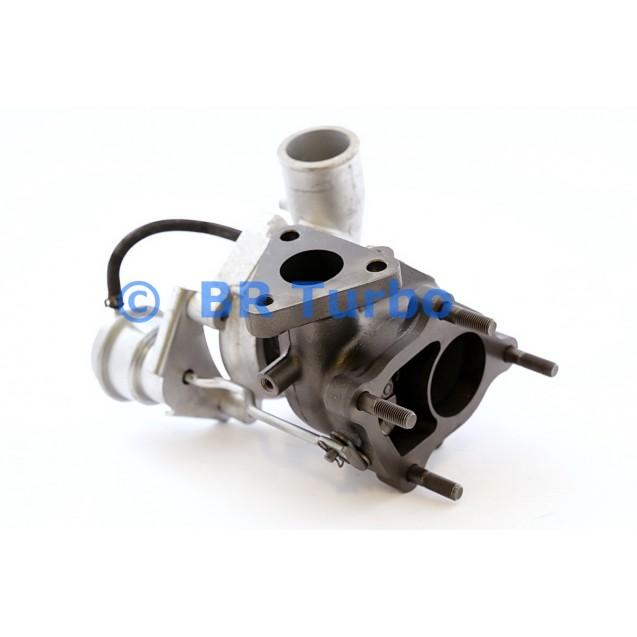 Taastatud turbokompressor MITSUBISHI Pajero III 3.2 DI-D