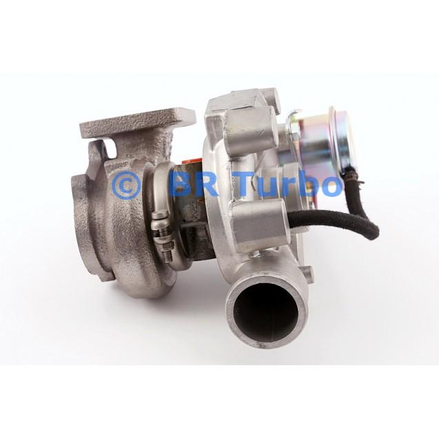 Taastatud turbokompressor IVECO Daily 2.8 D