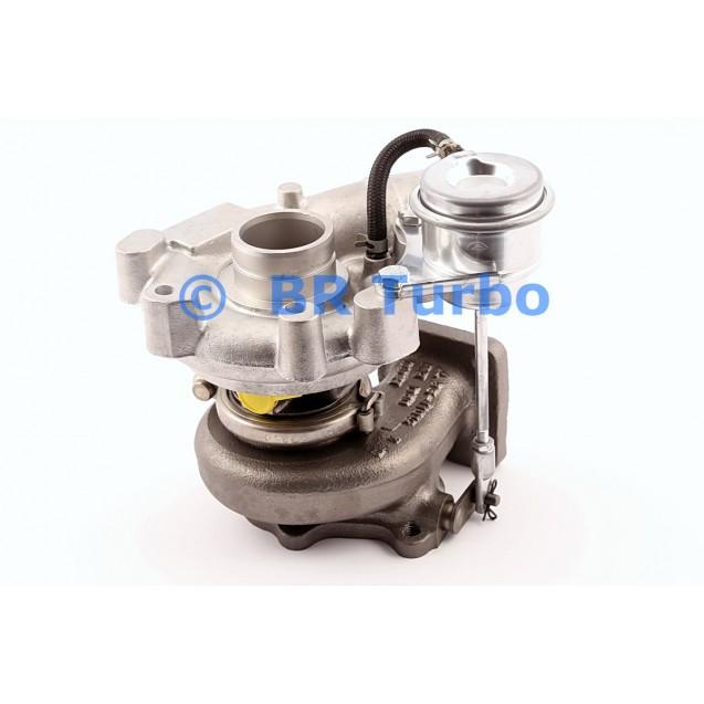Taastatud turbokompressor IVECO Daily II 2.8 D