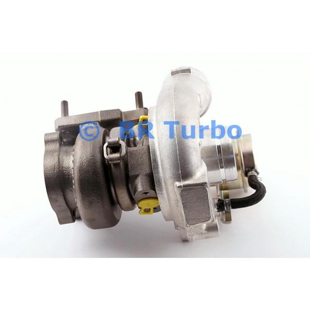 Taastatud turbokompressor FIAT Ducato III 2.3 120 Multijet